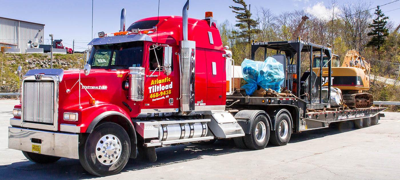 Atlantic Tiltload Limited | Transportation of Industrial